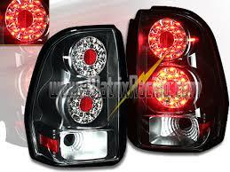 2004 silverado led tail lights matrix racing euro altezza tail lights clear projector headlights