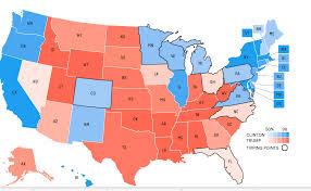 Republican States Map by Maryland Now The Bluest Of Blue States Alabama The Reddest Of The