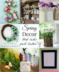 Spring Decorating Ideas Pinterest by Spring Decor That Lasts Past Easter My Own Home
