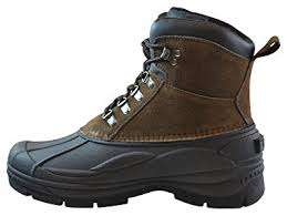 s bean boots size 9 amazon com totes mens mike duck boot boots