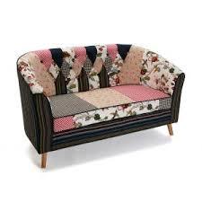 canapé droit 2 places canapé droit d angle convertible meuble salon pier import
