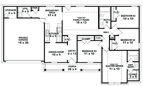 5 bedroom one story house plans 5 bedroom open floor plans 5 bedroom house one story open floor plan