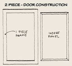 How To Make Solid Wood Cabinet Doors Mdf Vs Solid Wood