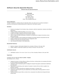 It Security Resume Keywords For Security Resumes Security Guards Companies