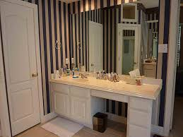 Silver Bathroom Cabinets Decoration Ideas Classy Design Ideas With Makeup Vanity For