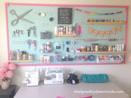pegboard ideas kitchen 31 pegboard ideas for your craft room pegboard craft room diy