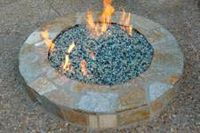 Rocks For Firepit Pit Glass Rocks Tables