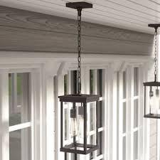 outdoor hanging lights you u0027ll love wayfair