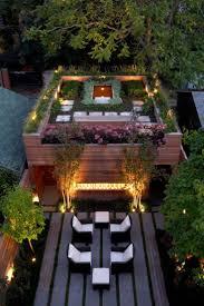 types of landscape lighting 25 best ideas about roof gardens on pinterest terrace garden