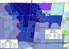 2014 Election Map by Mapping The 2014 Toronto Election Wards 7 And 8 Marshall U0027s Musings