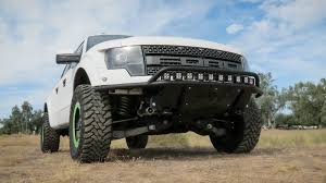Ford Raptor With Lift Kit - add lite ford raptor front bumper w top hoop