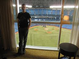 Rogers Centre Floor Plan by 5 26 11 At Rogers Centre The Baseball Collector