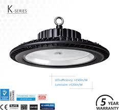 k ufo led high bay lights for commercial shop warehouse lighting