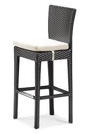 Patio Bar Furniture by Zuo Modern Anguilla Outdoor Bar Chair 701142