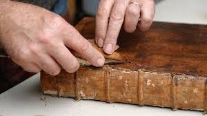 livre de cuisine ancien restauration de livres anciens avec olivier maupin comment est