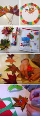 easy diy thanksgiving crafts kids can make love adot play home