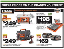 black friday april home depot home depot pro savings flyer march 29 to april 5