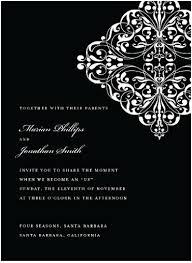 Black And White Wedding Invitations 5 Ultra Chic Black And White Wedding Invitations Inspired By Kim