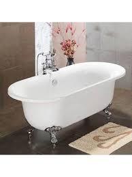 Clawed Bathtub Vincenzo Clawfoot Bathtub