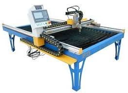 cnc plasma cutting table cnc plasma cutter 1300x2500m optional hypertherm or cutmaster 4x8