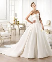 robe de mariã e classique robe de mariée bustier robes de mariée weeding dress
