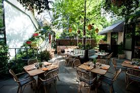 Restaurant Patio Dining Best Outdoor Dining In Ny