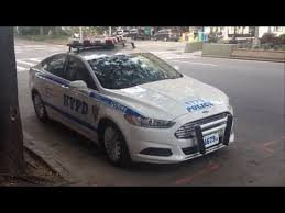 nypd ford fusion nypd brand ford fusion on broadway 78th on the