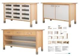 free standing kitchen sink cabinet värde cabinets for the craft room former kitchen