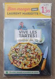 dernier livre de cuisine de laurent mariotte n 1 bien manger avec laurent mariotte lancement l encyclo des n 1