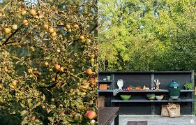 gardenista in residence an outdoor thanksgiving the at terrain