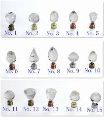 Finials For Curtain Rod Best 25 Curtain Rod Finials Ideas On Pinterest Finials For