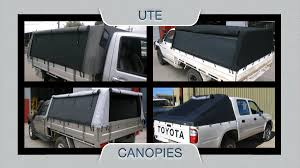 Ute Canopies Victoria by A Grade Upholstery Motor Body Trimmers 63 Barry Rd Campbellfield