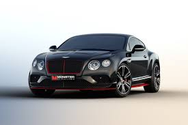 bentley onyx interior bentley continental gt u0027monster by mulliner u0027 makes some noise at
