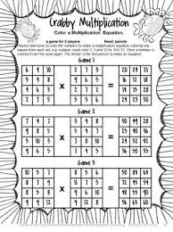 pattern games for third grade end of year math games third grade end of the year activities or