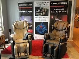 Fuji Massage Chair Ec 3800 by Fujiiryoki Massagefåtölj Friskonomen Ab
