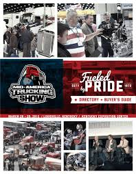 2015 mid america trucking show directory u0026 buyer u0027s guide by mid