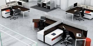 Office Furniture New Jersey by The Great Office Furniture Debate High Panels V Open Plan