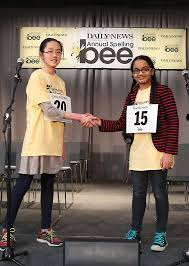 Jeffrey Spellings Queens 13 Year Old Wins Day 1 Of Daily News Spelling Bee Ny
