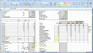 Spreadsheets Free Free Construction Takeoff Spreadsheets And Construction Quantity