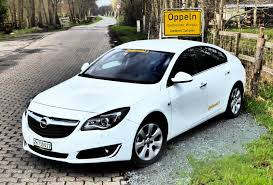 opel rekord tuning opel insignia diesel travels over 2 100 km on one tank of fuel