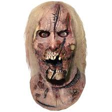 latex halloween mask kits walking dead deer walker zombie latex mask zombies latex mask
