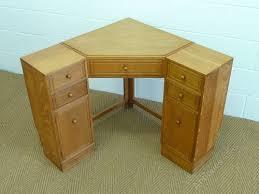 Corner Oak Desk Heal S Oak Corner Desk Antiques Atlas