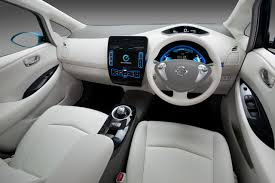 nissan teana 2009 interior nissan leaf review and photos