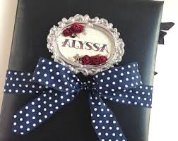 sweet 16 photo albums sweet 16 guest book etsy