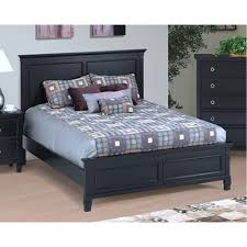 queen bed 45 qb tamarack black furniture factory direct