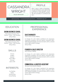 Resume Template For Openoffice Good Resume Template Lucky Resume Mycvfactory