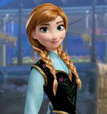 anna from frozen hairstyle what is anna s official hair color disney princess answers fanpop