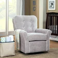 Reclining Rocking Chair For Nursery Gray Rocking Chair For Nursery Gray Nursery Rocking Chair Decor Gray