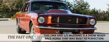 fastest stock mustang made the fast 1 garage built mustang is a family project car