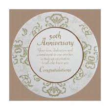 50th wedding anniversary plates 50th wedding anniversary ideas 50th wedding anniversary quotes